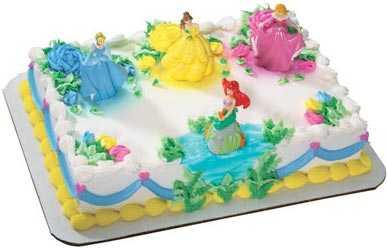 Fiestas Infantiles: Modelos de torta para niñas | Web Del