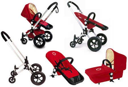 Modelos de carriolas y coches para bebés | Web Del Bebé
