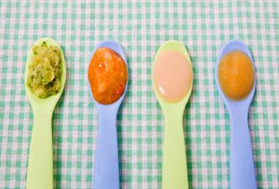 Papillas la mejor opci n en comida para beb s web del beb - Cuantas comidas hace un bebe de 8 meses ...