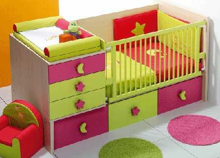 Seguridad en la decoraci n de la habitaci n de los beb s for Cuando empezar a preparar la habitacion del bebe