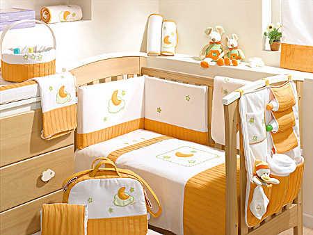 Cómo vestir la cuna del bebe | Web Del Bebé