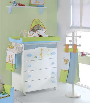 Ba eras para beb s c mo elegir la adecuada web del beb - Cunas y muebles para bebes ...