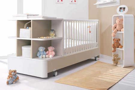 Cunas convertibles para tu bebé: ¡Todo en uno!   Web Del Bebé