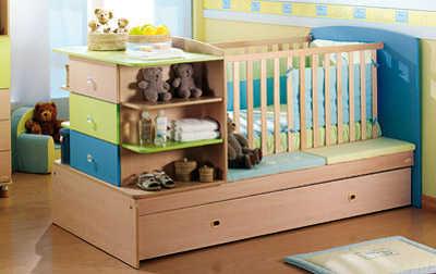 Cunas convertibles para tu beb todo en uno web del beb - Cunas bonitas para bebes ...
