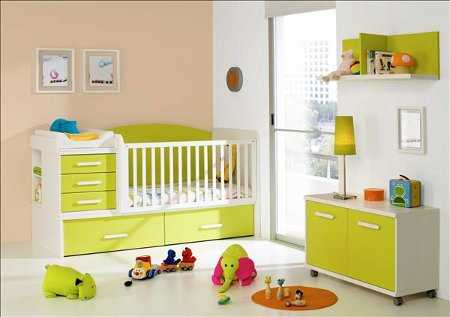 Cunas convertibles para tu bebé: ¡Todo en uno! | Web Del Bebé