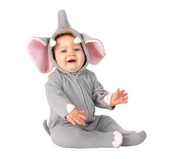Disfraces de elefante para bebes imagui - Disfraces bebe halloween ...