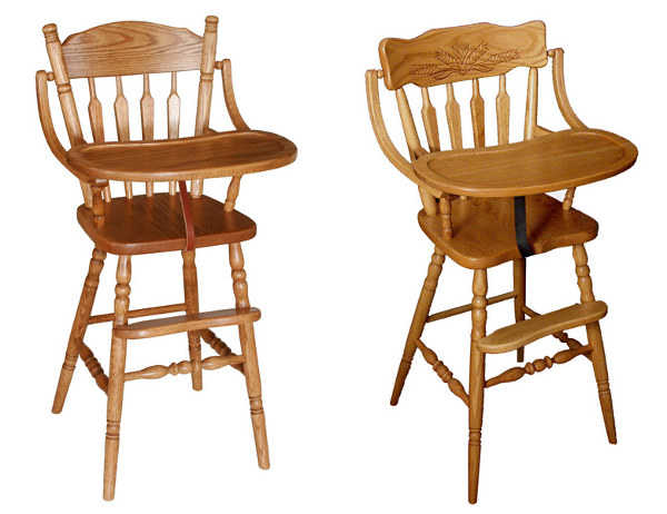 sillas de madera para beb s imagui