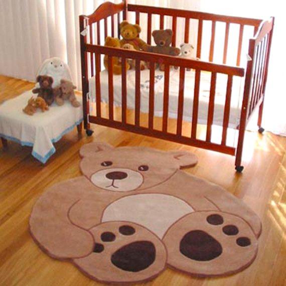 Alfombra para el cuarto del beb escoge la ideal web - Alfombras habitacion infantil ...