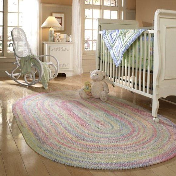 Alfombra para el cuarto del beb escoge la ideal web - Alfombras habitacion nino ...