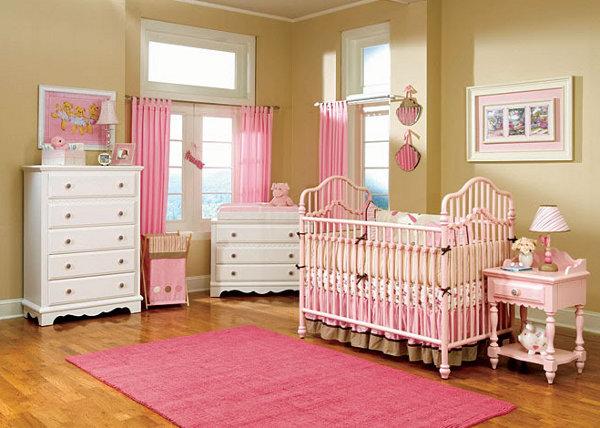 Alfombra para el cuarto del beb escoge la ideal web - Muebles para habitacion de bebe ...