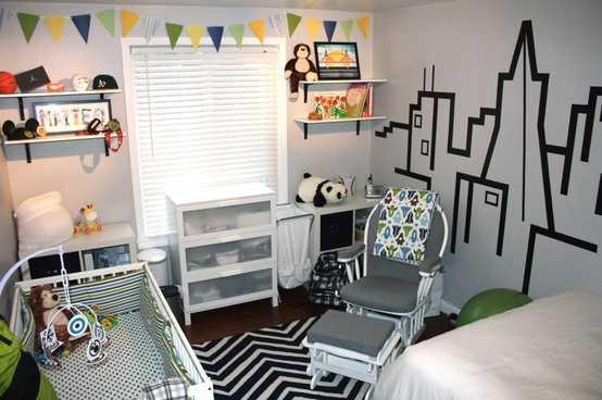 Decoraci nes de cuarto de beb s varon imagui for Cuarto de bebe varon