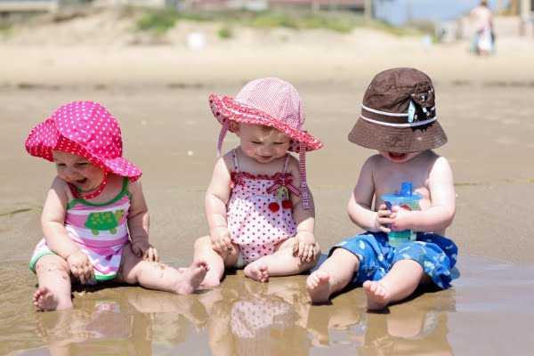 d51855fcb Trajes de baño para bebés  ¡Simplemente adorables!