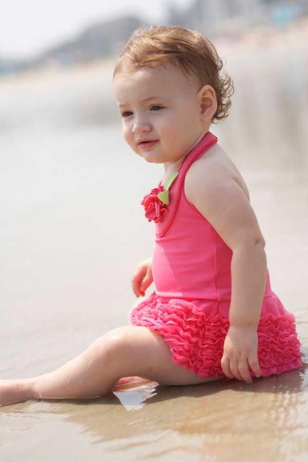 Trajes de baño para bebés: ¡Simplemente adorables! | Web Del Bebé