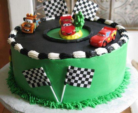 Easy Car Cake Design : Fiestas Infantiles: Modelos de torta para ninos Web Del Bebe