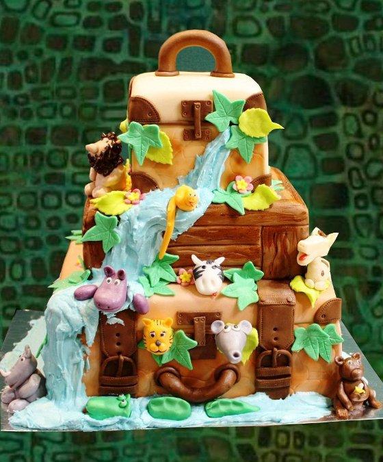 Decoracion Infantil Del Rey Leon ~ Fiestas Infantiles Modelos de torta para ni?os  Web Del Beb?