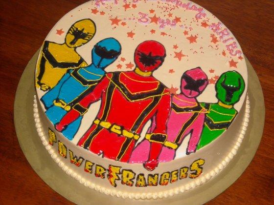 Power Rangers Cake Sainsbury S