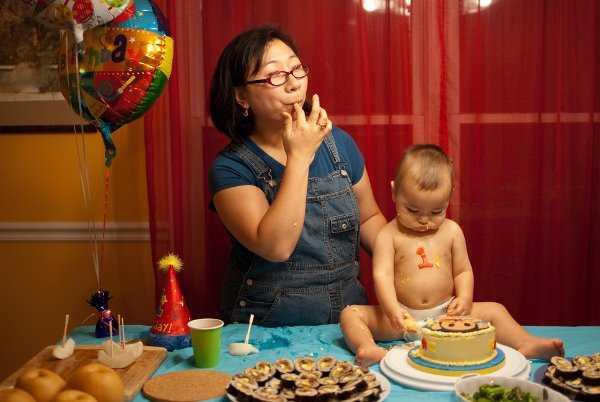 ¡Celebra el primer añito de tu bebé!