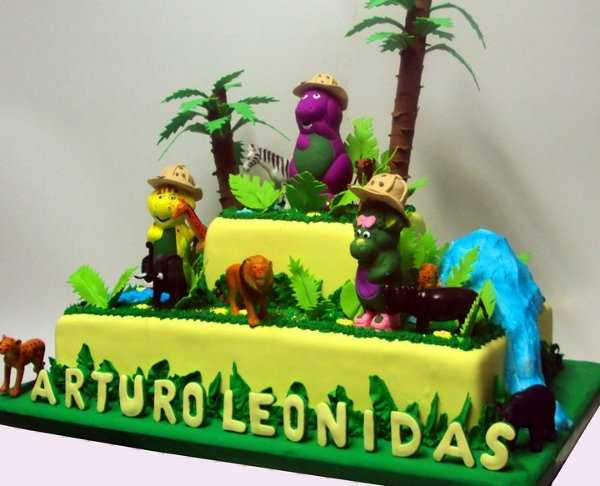 Diseño exclusivo de Del Río Cake Boutique