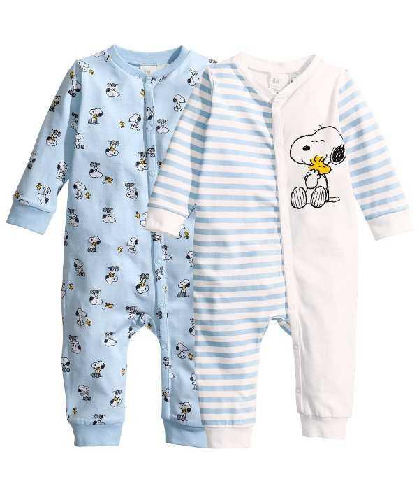 Varoncitos: Lindos pijamas para tu bebé recién nacido | Web Del Bebé