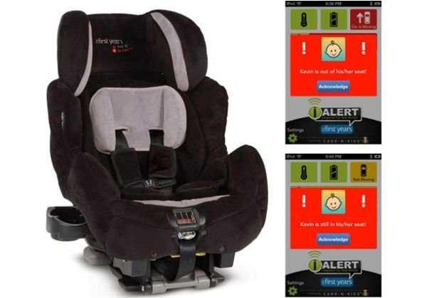 Asegura a tu bebé en el carro con esta aplicación